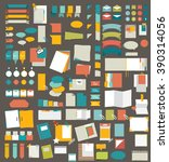 mega collections of... | Shutterstock .eps vector #390314056