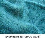 Woolen Knitting Closeup. More...