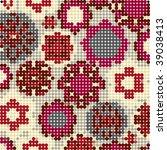 flower   Shutterstock .eps vector #39038413