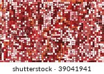 autumnal mosaic background   Shutterstock .eps vector #39041941