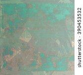Abstract Faded Retro Backgroun...