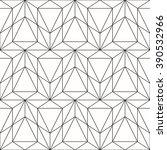 vector seamless pattern.... | Shutterstock .eps vector #390532966