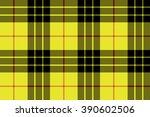 macleod tartan kilt fabric...   Shutterstock .eps vector #390602506