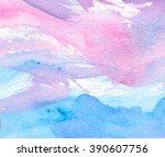 colorful pink violet blue...