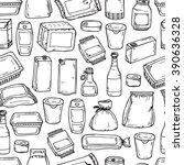 product packaging vector...   Shutterstock .eps vector #390636328