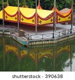 medieval tent   Shutterstock . vector #390638