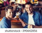 people  men  leisure ... | Shutterstock . vector #390642856