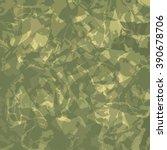 vector illustration of green...   Shutterstock .eps vector #390678706