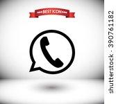 call app vector icon