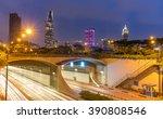 ho chi minh city  vietnam  ... | Shutterstock . vector #390808546