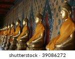 series of buddha  bangkok ...