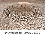 Cracked Dry Land Without Water...