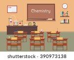 vector flat illustration of... | Shutterstock .eps vector #390973138