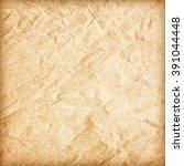 grunge vintage old paper... | Shutterstock . vector #391044448