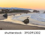 Bandon Beach South Oregon...