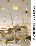 christmas arrangement....   Shutterstock . vector #39113809