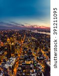 new york usa   march 03 2016 ... | Shutterstock . vector #391211095
