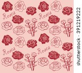 Rose Hand Drawn Clip Art...