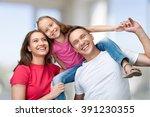 family. | Shutterstock . vector #391230355