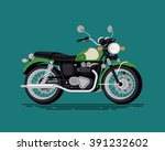 cool vector classic design... | Shutterstock .eps vector #391232602