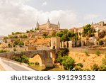 Paniramic View Of Toledo  Spai...