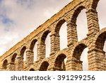 Roman Aqueduct Of Segovia ...