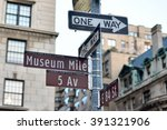 new york city   january 31 ... | Shutterstock . vector #391321906