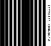vector seamless monochrome... | Shutterstock .eps vector #391461115