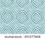 boho tie dye background. hippie ... | Shutterstock .eps vector #391577848