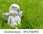 White Angel In The Grass
