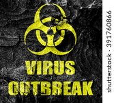 virus outbreak concept...