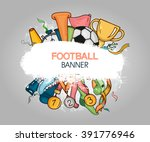 vector colorful festive design... | Shutterstock .eps vector #391776946