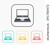 computer web color icon set ...