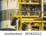 pontevedra  spain   june 20 ... | Shutterstock . vector #391825312