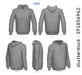 hoodie | Shutterstock .eps vector #391856962