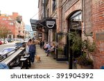 portland  or   february 27 ... | Shutterstock . vector #391904392
