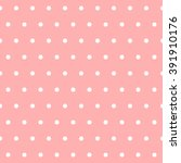 Polka Dot Background. Pink