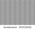 abstract wave pattern | Shutterstock .eps vector #391922032
