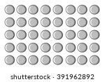 round button series button set... | Shutterstock . vector #391962892