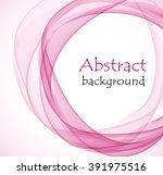 abstract background pink | Shutterstock .eps vector #391975516