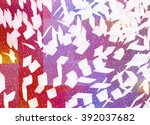 abstract background   graphic... | Shutterstock . vector #392037682