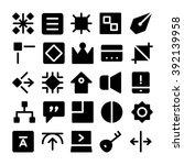 design   development vector... | Shutterstock .eps vector #392139958