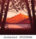 a high quality background of... | Shutterstock .eps vector #392230486