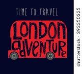 london card | Shutterstock .eps vector #392250325