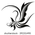 floral element   Shutterstock .eps vector #39231490