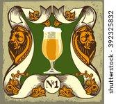 Beer Label Design.beer Label...