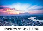 ho chi minh city  vietnam  july ... | Shutterstock . vector #392411806