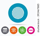wifi  sms and calendar icons....   Shutterstock .eps vector #392467885