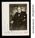 Canada   Circa 1980  A Stamp...
