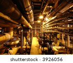 equipment  cables and piping as ... | Shutterstock . vector #3926056